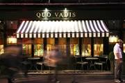 Quo Vadis was one of the (good) book fair hang outs
