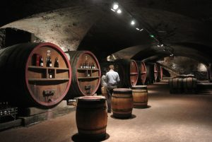 The 108 m cellar is the longest in Beaujolais and dates back to 1771