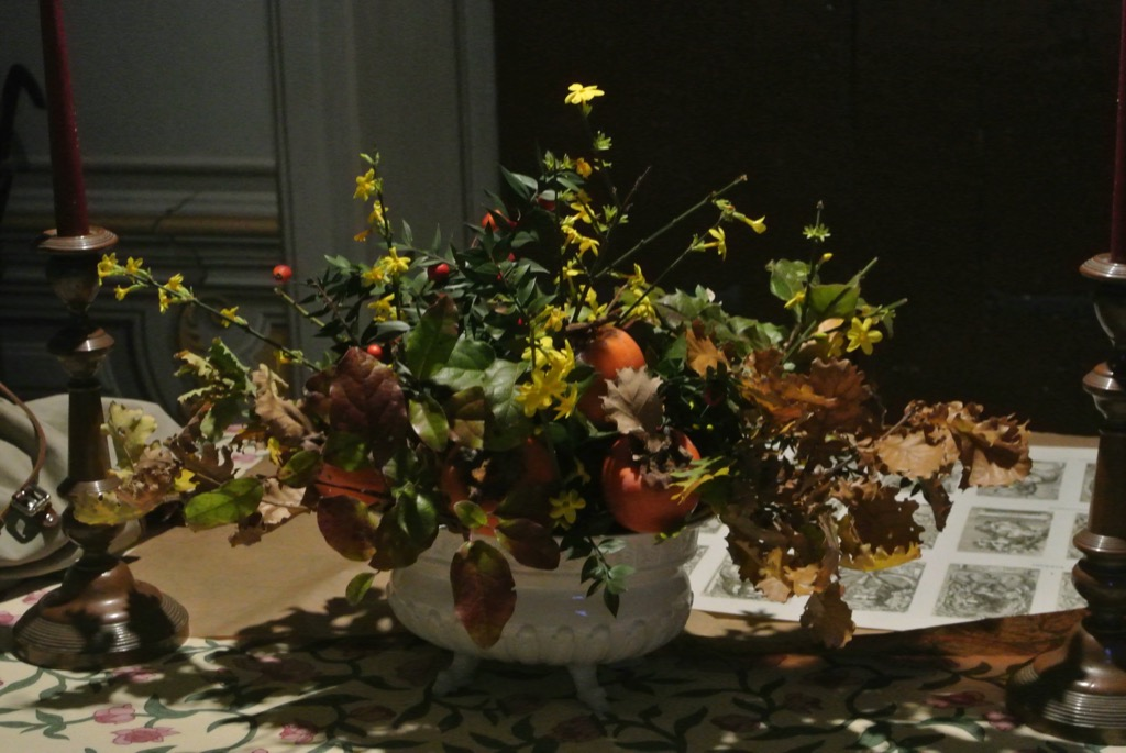 Flower arrangements and interior decoration by Alessandra Montani!