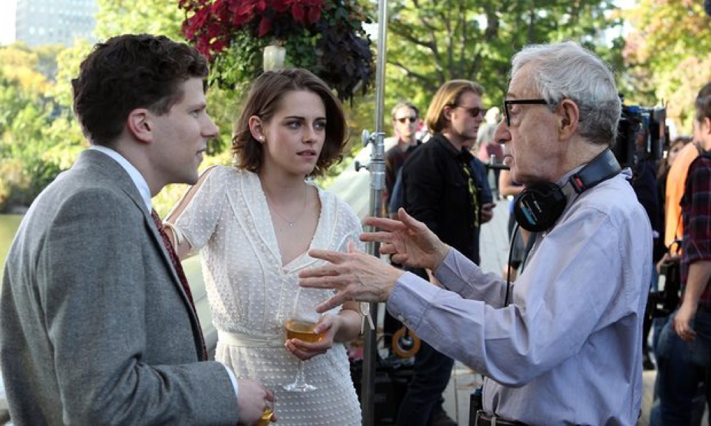 "Woody Allen is back with ""Café Society"" - Paris Diary by Laure"