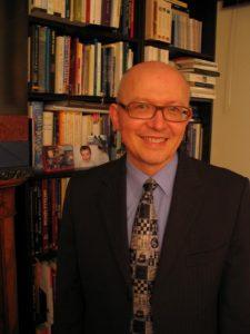 The author Eric Mension Rigau