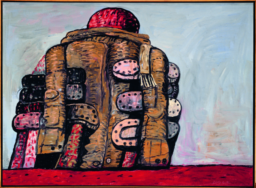 72 DPI_Philip Guston
