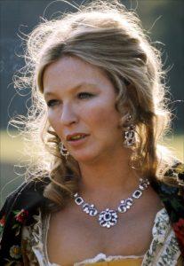 Ravishing Marina Vlady as the Regent's mistress