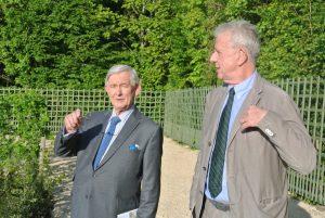 Oliver de Rohan and Bertrand Chardon