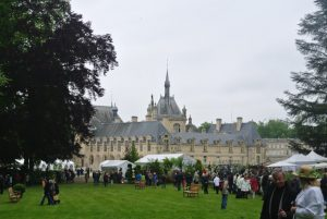 The first Courson at Chantilly was a huge success with over 20 00 visitors in three days