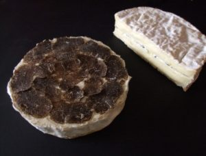 With truffles it's even better.