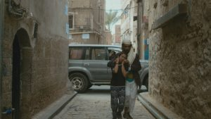 Being abducted in Sana'a