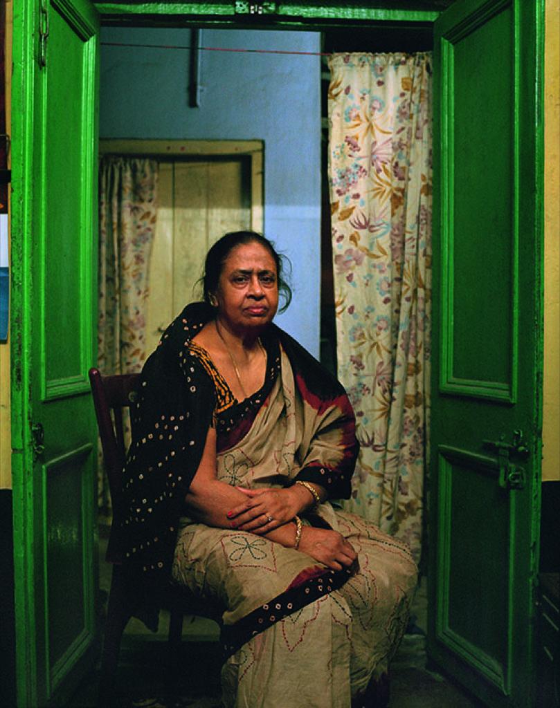 Patrick_Faigenbaum_Madame Gosh, Kolkata nord, octobre 2014