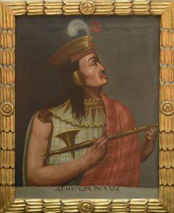 Atahualpa, Inca XIV