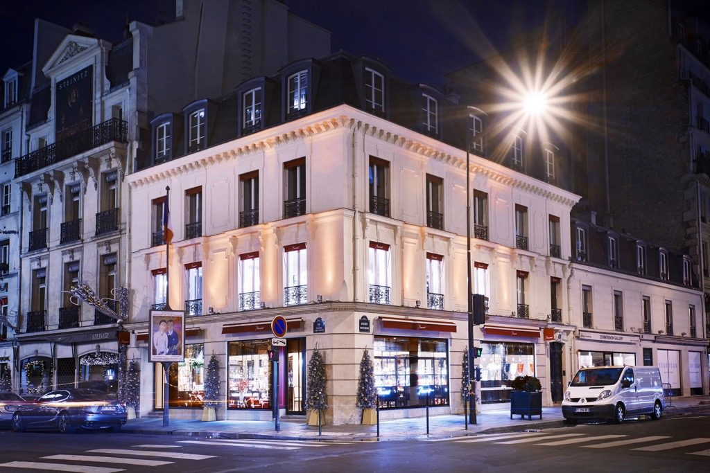The chicest corner of Paris, Matignon and St Honoré, photo LaurentParrault