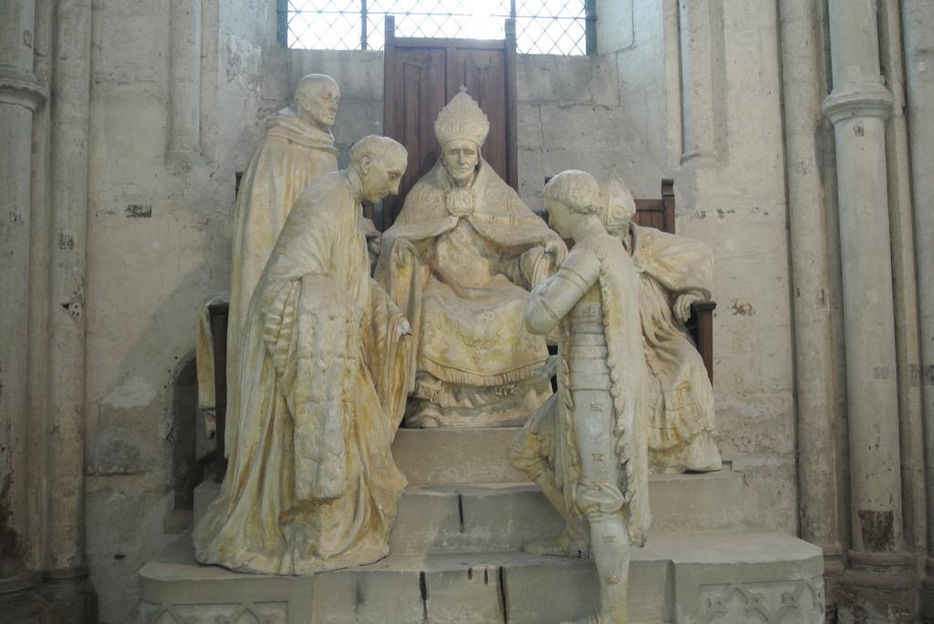 La Réhabilitation de Jeanne d'Arc by Emile Pinchon (1872-1933)