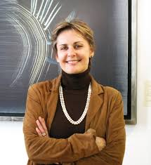 Helen Szaday a Japanese and Chinese expert