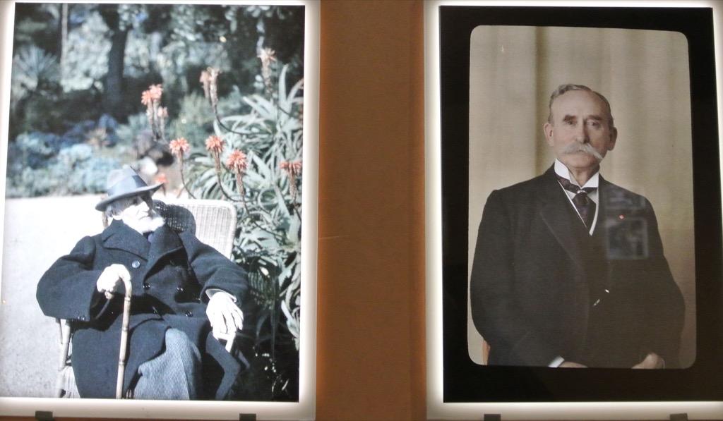 Edmond de Rothschild at Cap Martin and Edward Tuck