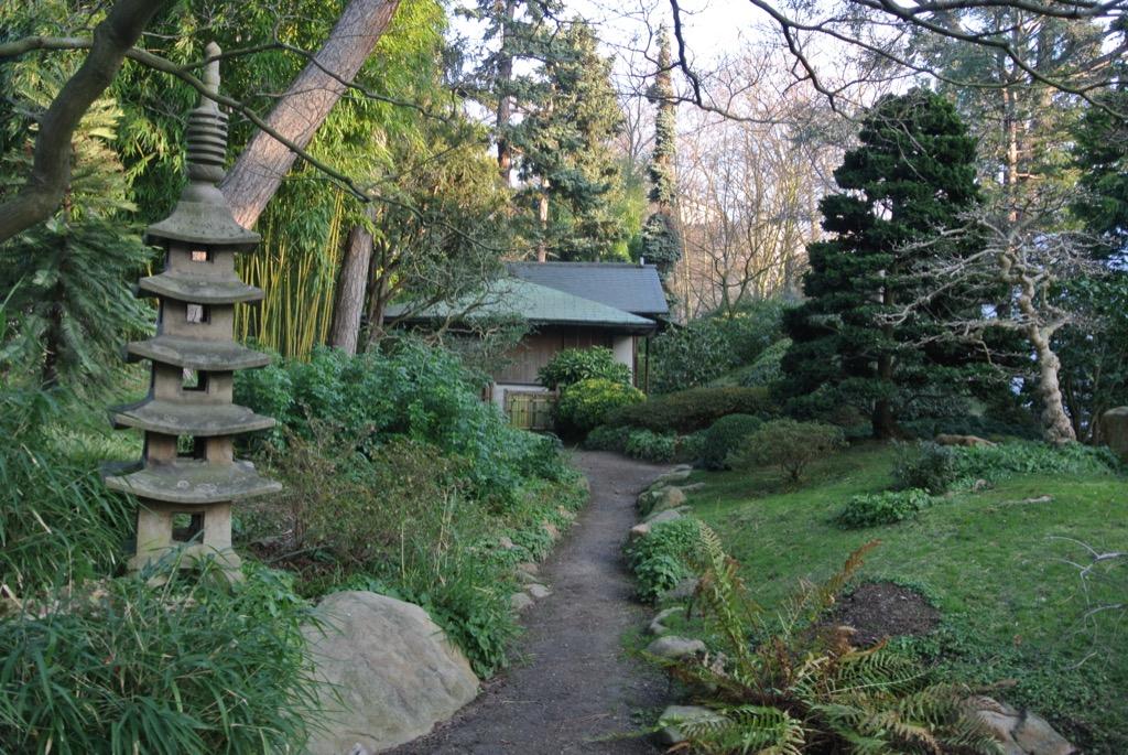 A japanese hideaway twenty minutes from rue du Bac