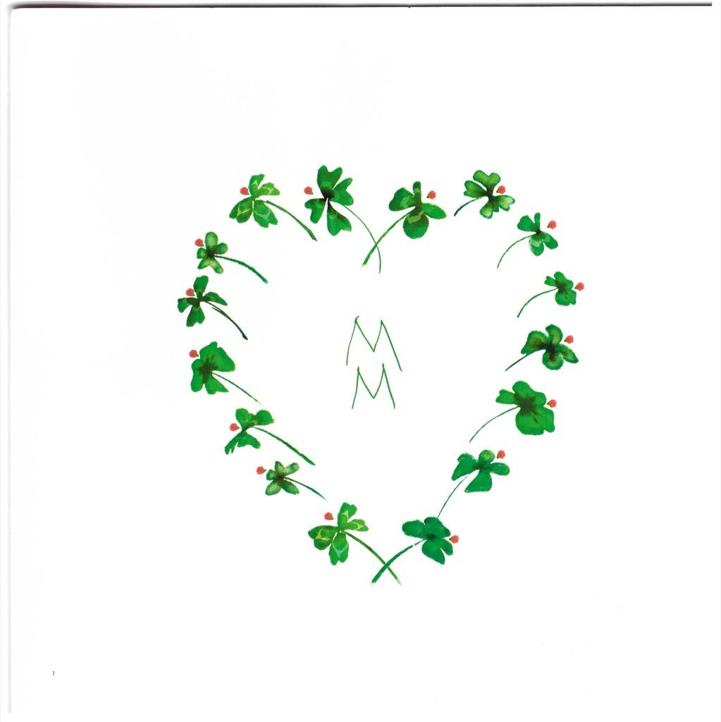 Gardner Louis Benech sends clover every year