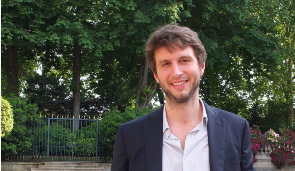 Alfred de Montesquiou, the translator won the Prix Albert Londres in 2012