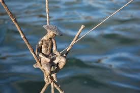 Badjo Fisherman by Marine de Soos