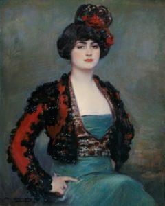 Ramon Cassas Carbo, Julia circa 1915