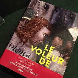 The winning book published by Alma