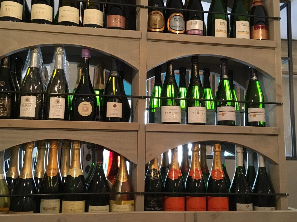 Champagnes of all kinds are a real asset