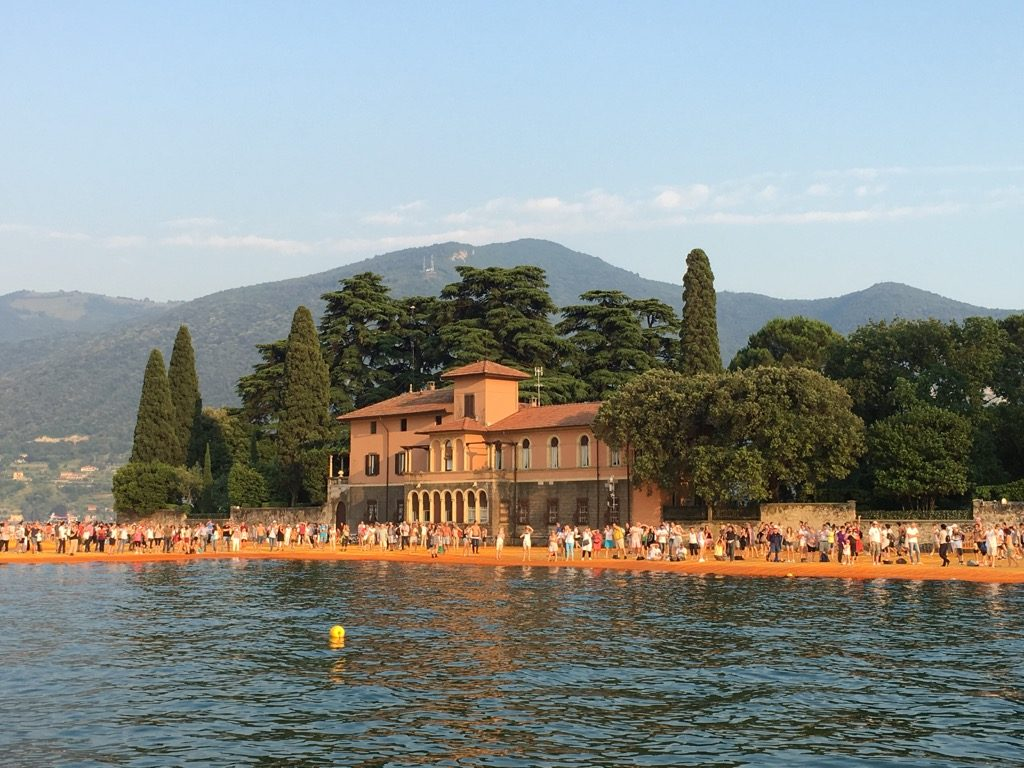 Isola di San Paolo belongs to the Beretta family