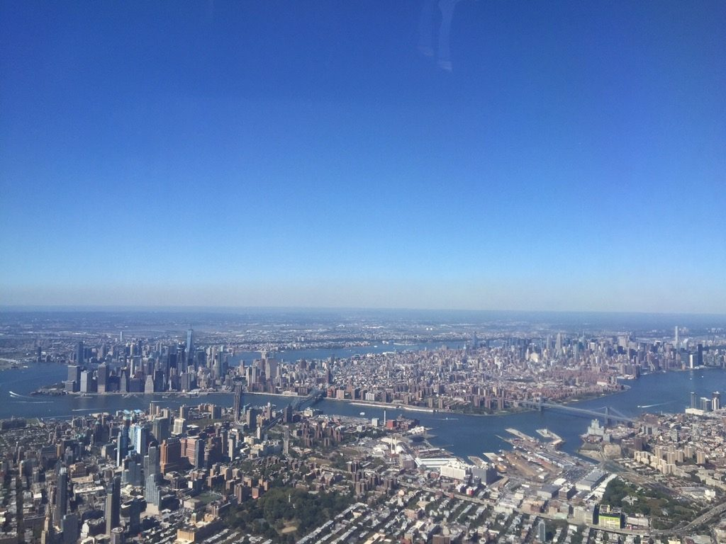 Who would have thought that New York was in a turmoil all week? photo Colombe de Lastours