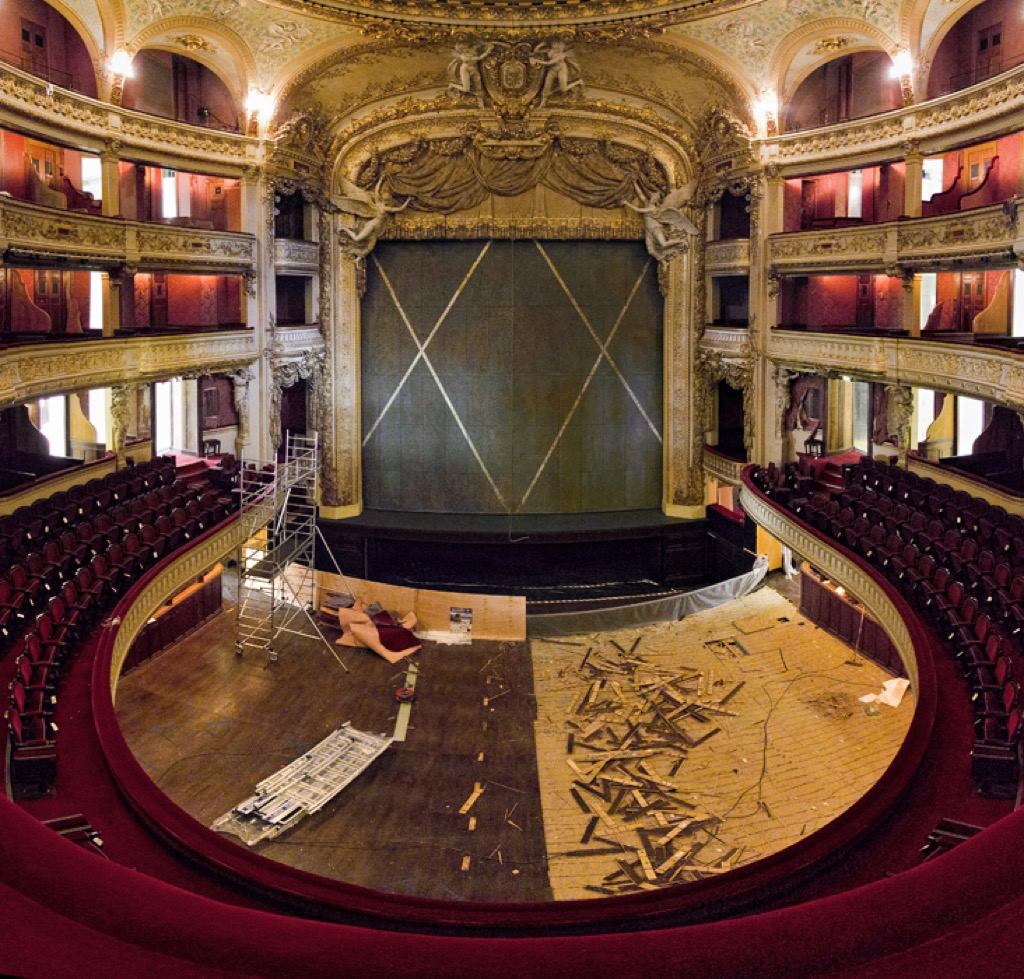 Opera clique will reopen in February 2017 with Fantasio by Offenbach