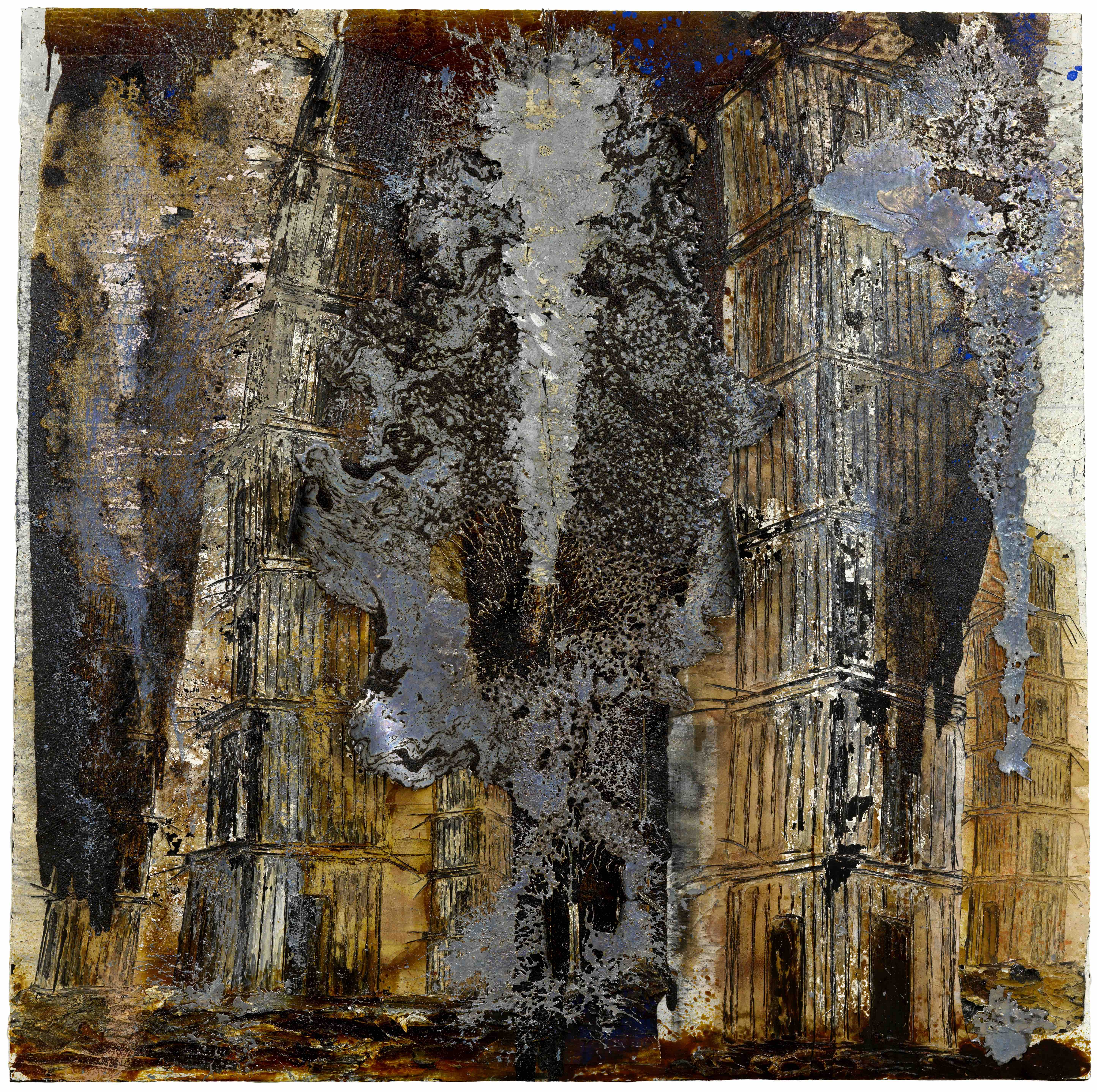 Anselm Kiefer and Auguste Rodin observe cathedrals - Paris Diary by ...