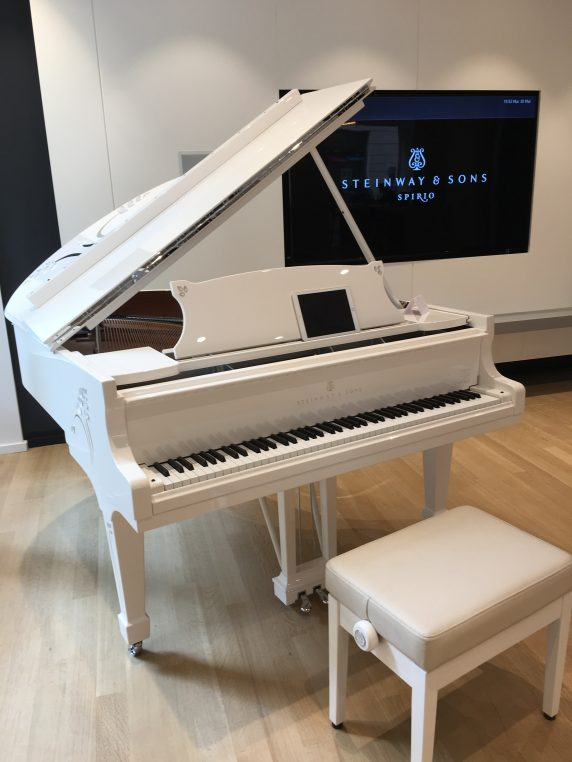 Steinway Sons Moves To Boulevard St Germain Paris Diary By Laure