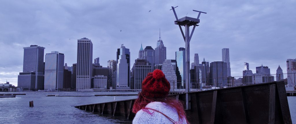 Lillian across America by foot, and a film | Paris Diary by Laure